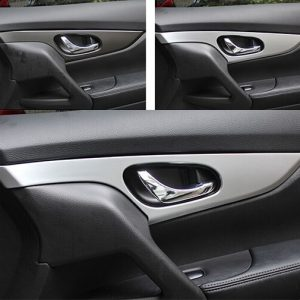 NISSAN QASHQAI J11 2014-2016 DOOR HANDLE COVER