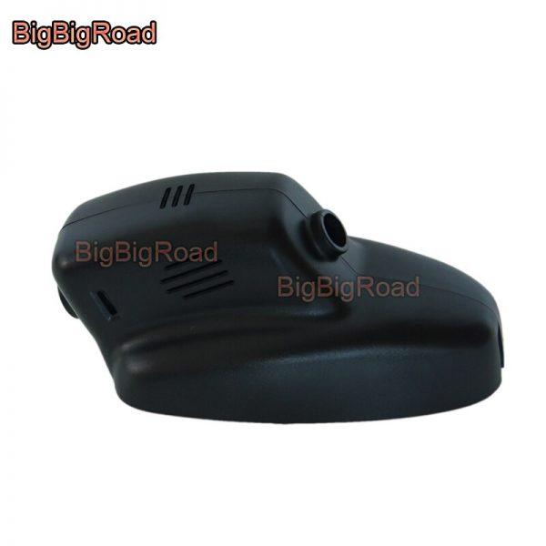 BigBigRoad Car DVR Wifi Video Recorder For Land Rover Freelander 2 2011-2015 Dash Cam Camera