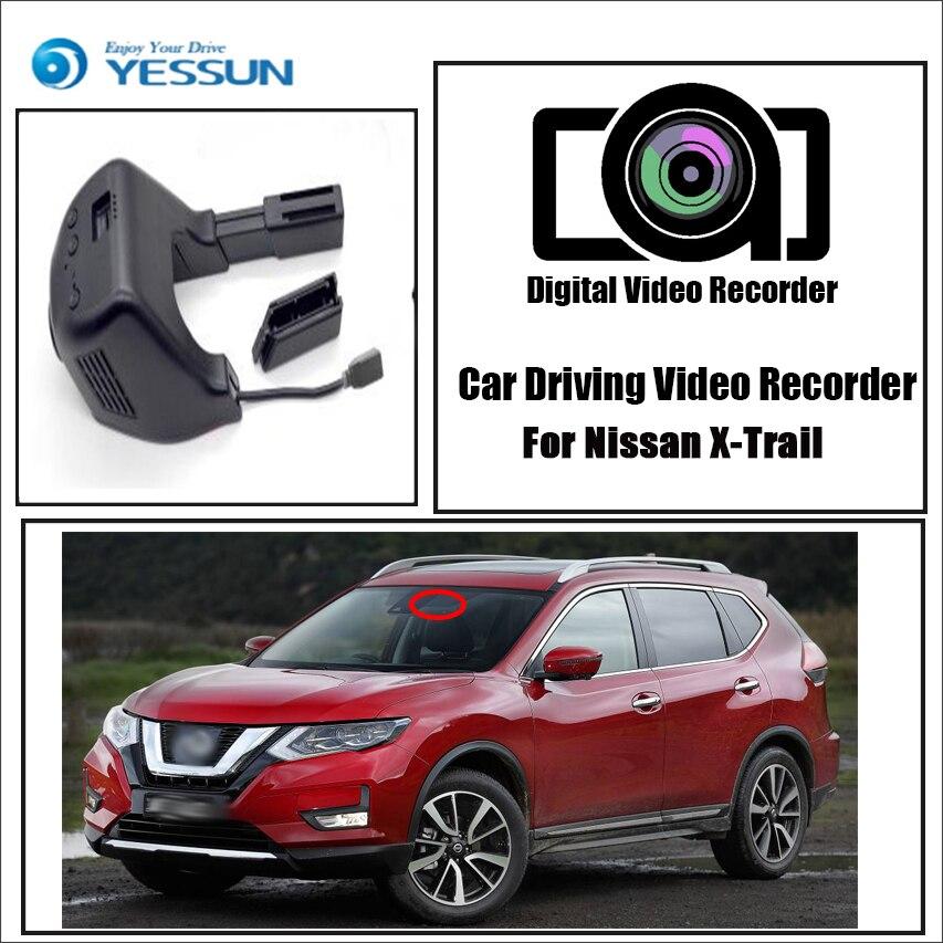 Nissan X Trail Car Wifi Dvr Mini Camera Dash Cam Night
