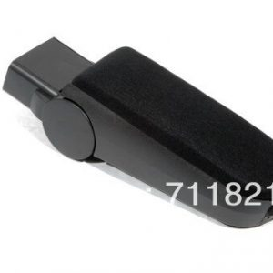 Center Console Armrest (Velour Top) For Volkswagen Jetta Bora / Golf MK4 / New Beetle Black Color