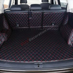 Interior Rear Cargo Trunk Mat for Volkswagen Tiguan Second Generation 2016 2017 Accessories