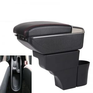 STOWING TIDYLING CAR STYLING MOULDING GLOVE BOXES CENTROL ARMREST STORAGE BOX BOXES FOR NISSAN NOTE ARMREST STORAGE BOX