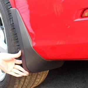 4 pieces/ set Plastic Car Styling Mud Flaps Splash Guard Cover For Audi A3 8V Sedan 2012 2013 2014 2015