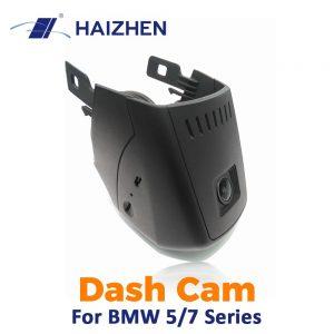 HAIZHEN Car DVR Camera 128G 1080P HD Super Night Vision Hidden Style Dedicated Dash Cam For BMW 5/7 Series car Video Recorder