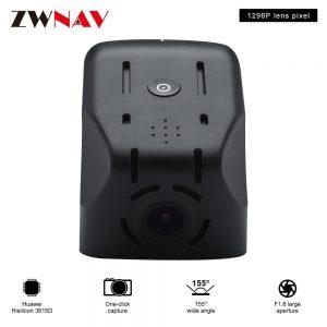 car recorder for Porsche original dedicated Hidden Type Registrator Dash Cam DVR Camera WiFi 1080P