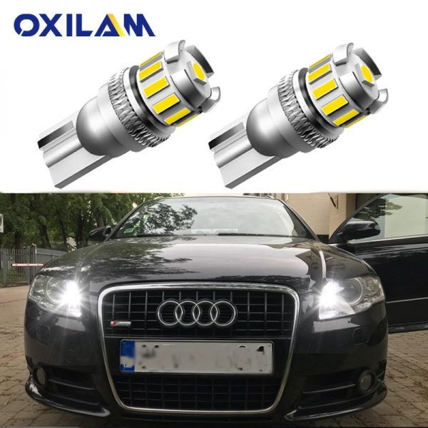 Description: 1.Voltage: DC12V 2.Input Power: 6W 3.Lumen: 1000lm 4.LED Type: 15pcs 2835SMD 5.Color:6000K Xenon White 6.Perfect replacement for old halogen lamp. Sockets: T15 901 904 906 912 916 917 918 920 921 922 927 928 939 W16W Function: 1.Only can be used for car back up reverse lights. 2.Canbus with no error: built-in canbus load resistors to avoid OBC error code.