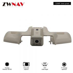 car recorder For Benz new S Class 2018-2019 original dedicated Hidden Type Registrator Dash Cam DVR Camera WiFi 1080P