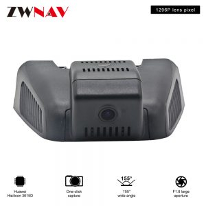 car recorder For Benz A-180L 2018-2019 original dedicated Hidden Type Registrator Dash Cam DVR Camera WiFi 1080P