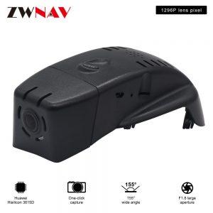 car DVR recorder For S90/XC60/ V60/ V90 Version original dedicated Hidden Type Registrator Dash Cam Camera WiFi 1080P