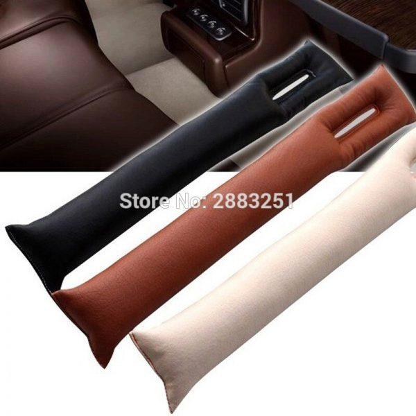 Car accessories Seat Gap Aperture Pad Leak Proof Stopper for Audi a4 a3 q5 q7 a5 b6 b8 a6 c5 b7 c6 a8 TT audifonos car stickers