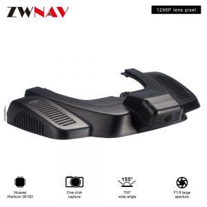 car recorder For Benz GLE/GLS GL 2015-2019 original dedicated Hidden Type Registrator Dash Cam DVR Camera WiFi 1080P