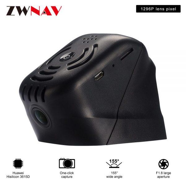 car recorder For CC DX original dedicated Hidden Type Registrator Dash Cam DVR Camera WiFi 1080P