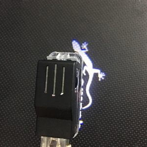 2PCS Car LED Door Logo Projector Ghost Shadow Light for audi a4 b8 b6 b7 b5 a6 c5 c6 c7 A8 A7 A3 Q3 Q5 Q7 TT quattro
