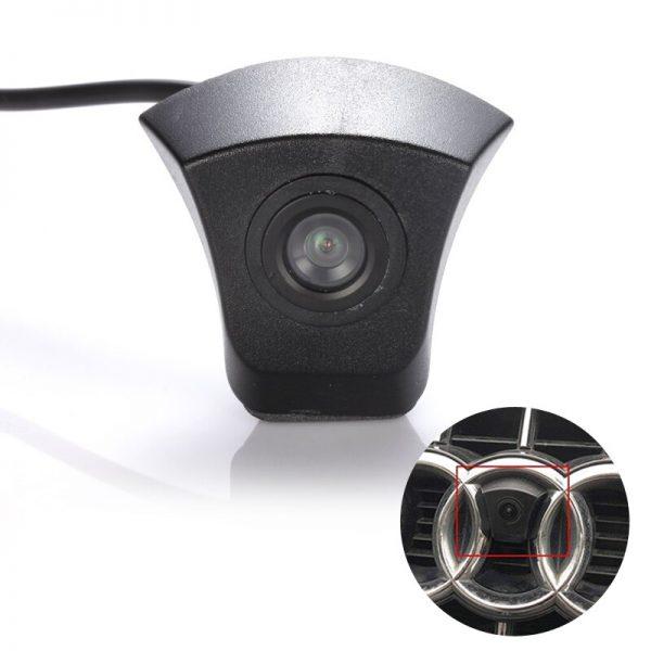 HD CCD Front View Camera FOr Audi A3 8v 8p A4 b8 b7 b6 b5 A5 A6 c5 c6 c7 A7 A8 Q3 Q5 Q7 TT