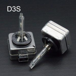 2X Xenon HID Headlight Bulbs D3S D3R 6000k OEM Replacements for Audi A3 A4 A5 A6 S Line Q5 Q7 B8