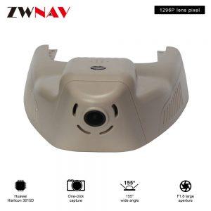 car recorder For Benz CLA/A Class 2016-2019 original dedicated Hidden Type Registrator Dash Cam DVR Camera WiFi 1080P
