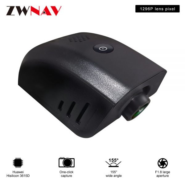 car DVR recorder For all the car type General Version original dedicated Hidden Type Registrator Dash Cam Camera WiFi 1080P