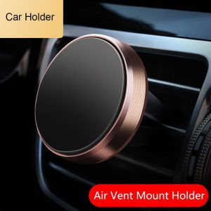 Car Holder Mini Air Vent Mount Magnetic Phone Mobile Holder For Audi A3 A4 A5 A6 A7 A8 B6 B7 B8 C5 C6 TT Q3 Q5 Q7 S3 S4