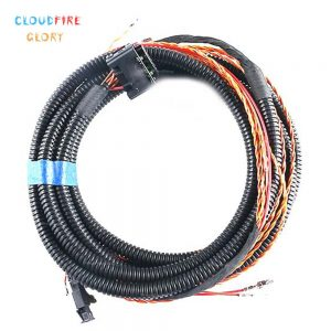 ACC Adaptive Cruise Control system Wire cable Harness For Audi A3 8V A4 A5 Q5 For VolksWagen Golf 7 MK7 Passat B8
