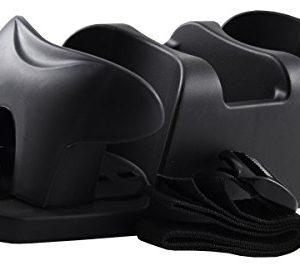 Hopkins SMT Go Gear Twin Cupholder, (Black)