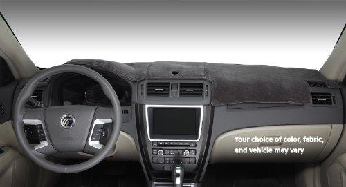 Dashmat 72031-00-26 VelourMat Dashboard Cover - Velour (Cocoa)