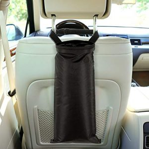 3 Pack Car Trash Bags Car Garbage Bag Hanging Detachable Garbage Bag for Car Trash Bag Hanging Back Seat Car Garbage Bag for Outdoor Traveling Home Use Car Storage Bags
