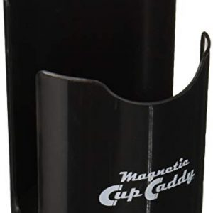 Master Magnetics Magnetic Cup Caddy Holder - Black - Keep Your Favorite Beverage at Hand