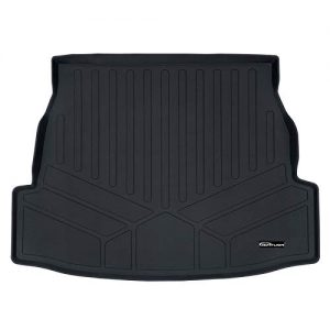 MAXLINER All Weather Custom Fit Cargo Liner Trunk Floor Mat Black for 2019 Toyota RAV4