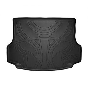 MAXLINER All Weather Cargo Liner Floor Mat Black for 2013-2018 Toyota RAV4 (No EV Electric models)