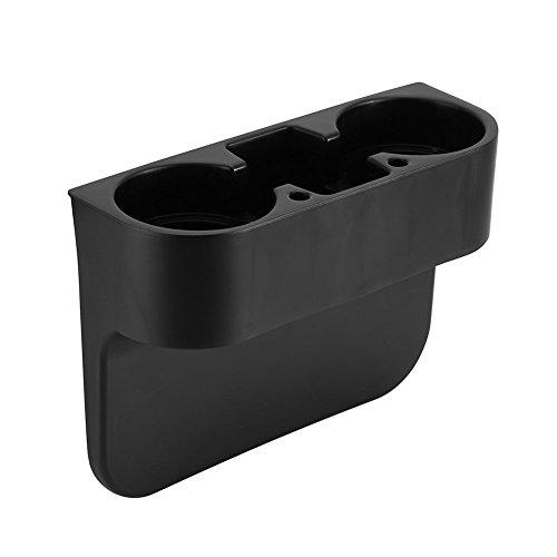 EEEKit Car Seat Seam Wedge Cup Holder, Cell Phone Holder, Food Drink Bottle Mount Stand, Storage Organizer Multifunction Glove Box Car Accessories