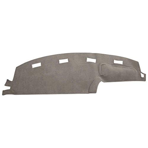 Hex Autoparts Dash Cover Mat Dashboard Pad for 94-97 Dodge Ram 1500 2500 3500 Truck (Grey)