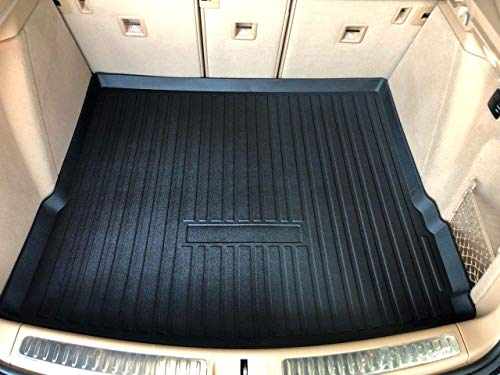 Laser Measured Trunk Liner Cargo Rubber Tray for Porsche MACAN 2015-2020