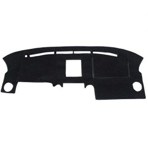 Hex Autoparts Dash Mat Cover Dashboard Pad Black fit for Ford F150 2004 2005 2006 2007 2008