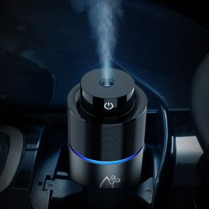 Portable Mini Ultrasonic USB Air Humidifier Essential Oil Diffuser LED Lights Aromatherapy for Home Office Car Aroma Diffuser