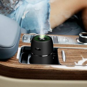 New Mini Car Air Humidifier Home Silent Desktop Portable USB Air Purifying Humidifier for Car Home