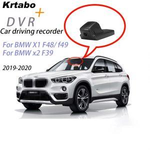 BMW X1 F48 f49 2019 2020 dedicated hidden dash cam