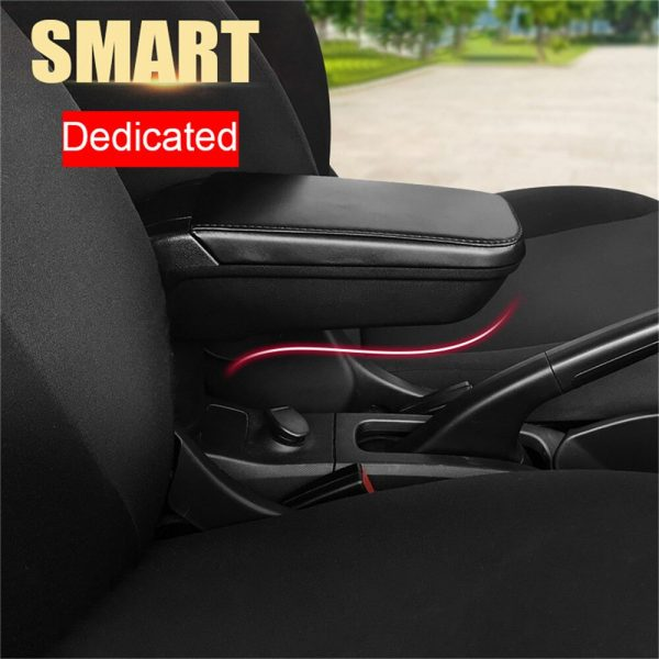 Mercedes Benz Smart Modified Car Central Armrest Box Dedicated