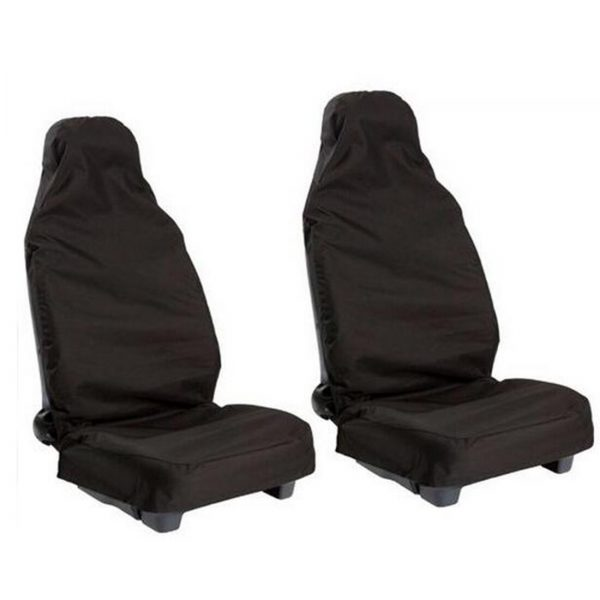 Waterproof Nylon Car Van Auto Vehicle Seat Cover Protector