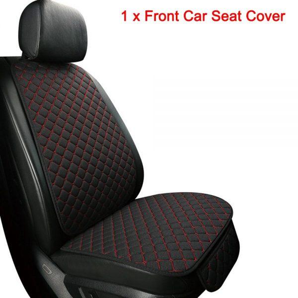 Front Auto Seat Covers for Hyundai IONIQ Ix20 Ix35 KONA Matrix Santa Fe