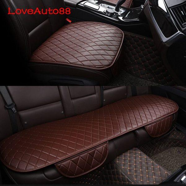 Chair Seat Protector Mat Pad 3PCS For Toyota RAV4 RAV-4 2019 2020