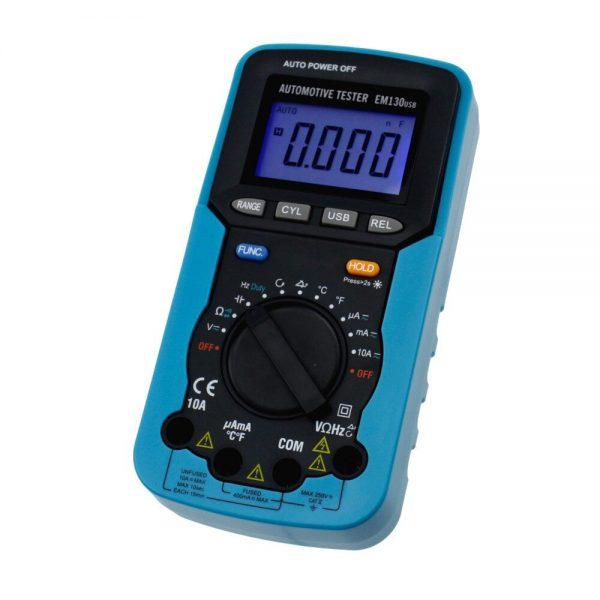 Hot Digital Multimeter AC/DC Voltage Current Capacitance