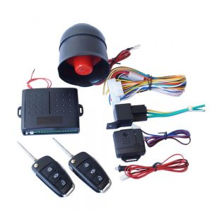 Car Alarm Remote Control Alarm Set Automatic Open Window