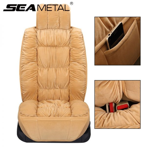 Warm Seat Cover Interior Car Seat Covers Universal