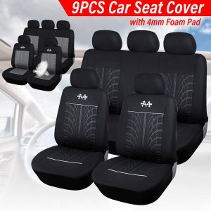 Automobiles Seat Covers Protector Set