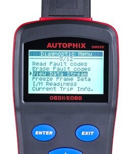 OBD automotive computer fault diagnosis instrument auto detector