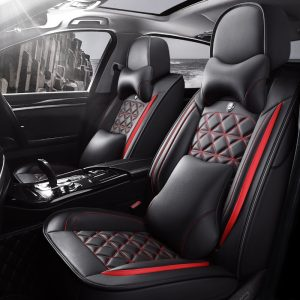 Universal Leather Car Seat Covers for Maserati