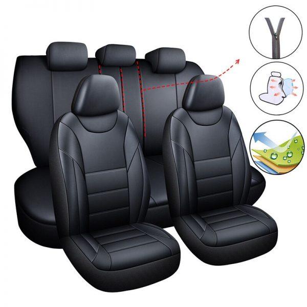 Seat Cover for Suzuki Alto Ciaz Escudo Grand Vitara Nomade Sidekick