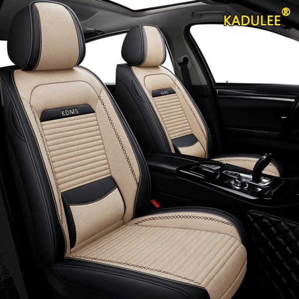 Seat covers For renault captur duster logan fluence 2013 kadjar