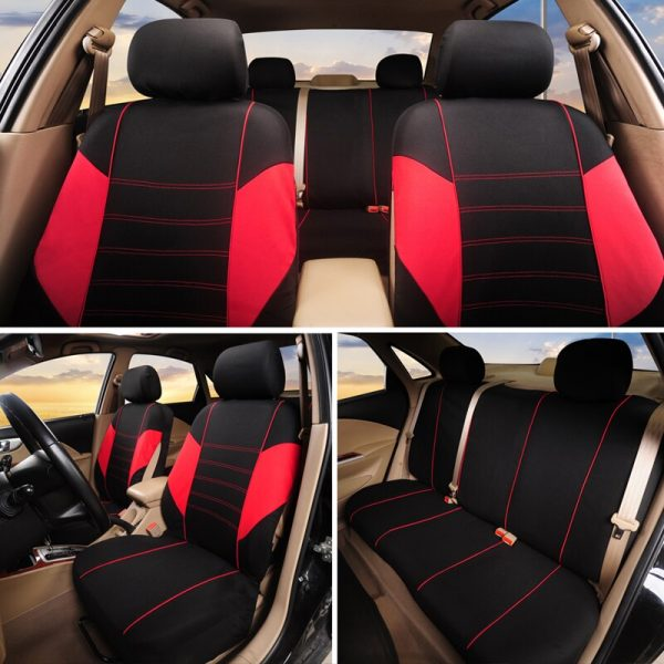Full Set Car Seat Covers Universal Fit