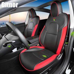 Tesla Model 3 Car Seat Covers Full Surround